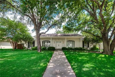 Richardson Single Family Home For Sale: 2516 Little Creek Drive