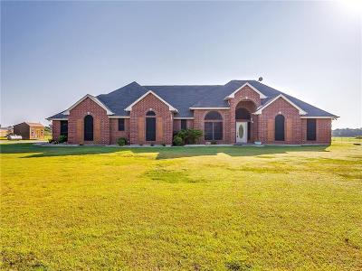 Johnson County Single Family Home Active Option Contract: 5101 County Road 402