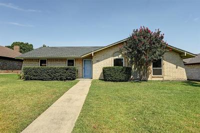 Plano Single Family Home For Sale: 3613 Marwick Drive