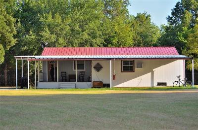 Terrell Single Family Home For Sale: 10766 Sleepy Hollow Road