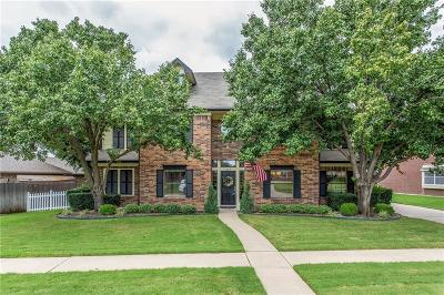 Flower Mound Single Family Home Active Option Contract: 5117 Alexander Drive