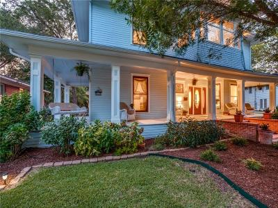 McKinney Single Family Home For Sale: 711 N Church Street