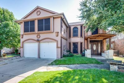 Cedar Hill Single Family Home Active Option Contract: 721 Keessee Drive