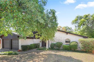 Fort Worth Single Family Home For Sale: 7424 Brentwood Stair Road