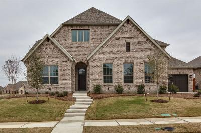 Rockwall Single Family Home For Sale: 1016 Heather Falls Drive