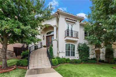Irving Single Family Home For Sale: 3320 University Park Lane