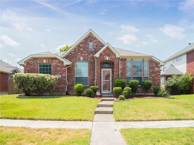 The Colony Single Family Home For Sale: 5521 Rockwood Drive