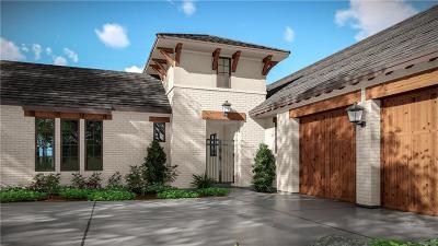 Fort Worth Single Family Home For Sale: 3816 Bent Elm Lane