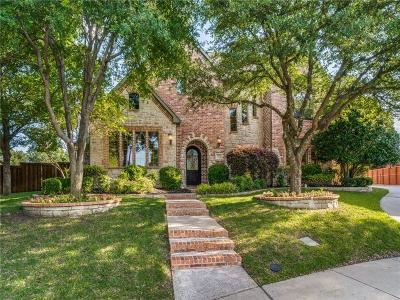 McKinney Single Family Home For Sale: 1404 Silverlake Road