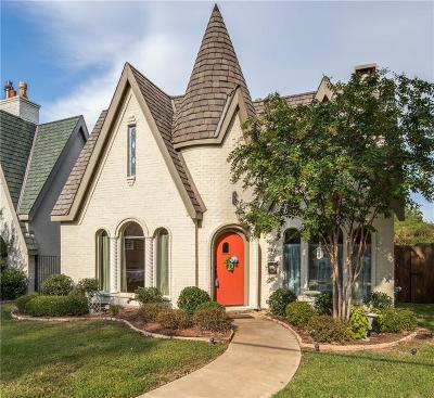 Mckinney Single Family Home For Sale: 510 N Tennessee Street #A