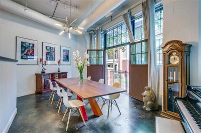 Downtown Dallas Condo For Sale: 2220 Canton #106