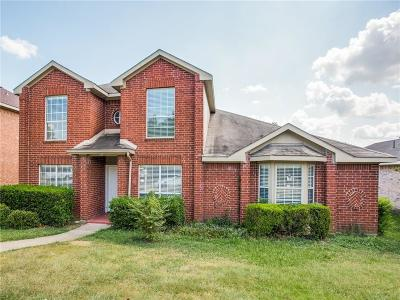 Garland Single Family Home For Sale: 4218 Crystal Lane