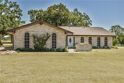 Parker County Single Family Home For Sale: 154 Jamar Drive