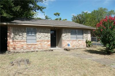 Terrell Single Family Home For Sale: 1300 S Rockwall