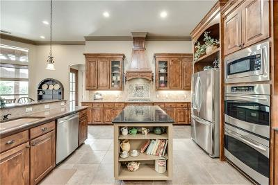 Denton Single Family Home For Sale: 3321 Clubview Drive