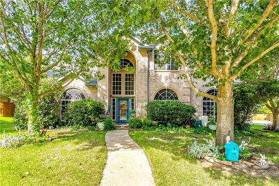 Crowley Single Family Home For Sale: 708 Red Oak Summit