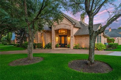 Colleyville Single Family Home Active Kick Out: 2703 Summertree Lane