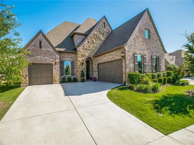 Celina Single Family Home For Sale: 1420 Cottonwood Drive