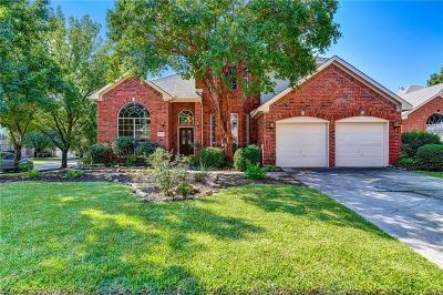Flower Mound Single Family Home Active Option Contract: 1701 Bershire Court