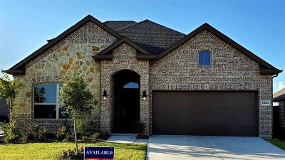 Forney Single Family Home For Sale: 5826 Melville Lane