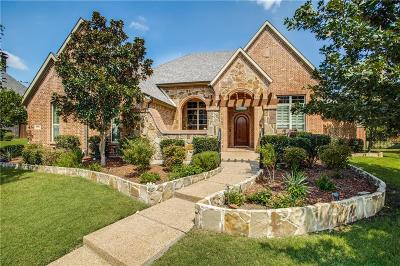 Allen Single Family Home For Sale: 970 Fairfield Lane