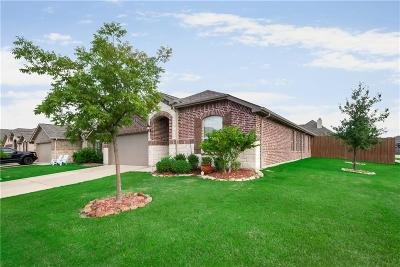 Frisco Single Family Home Active Option Contract: 11604 Champion Creek Drive