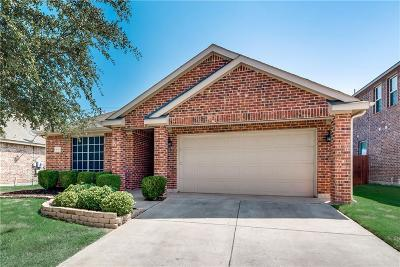 Melissa Single Family Home Active Option Contract: 3612 White Summit Lane