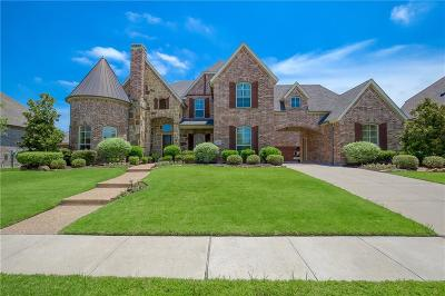 Allen Single Family Home For Sale: 2292 Sussex Lane