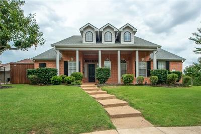Lewisville Single Family Home For Sale: 1007 Sir Lancelot Circle