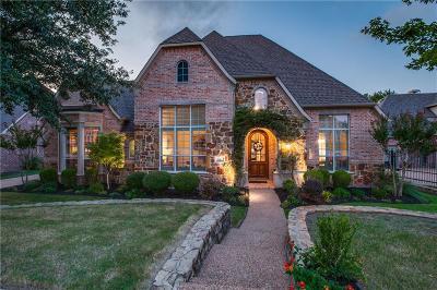 Keller Single Family Home For Sale: 2509 Lakepoint Drive