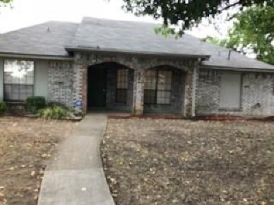 Desoto Single Family Home For Sale: 937 Knollwood Drive