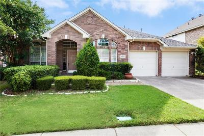 McKinney Single Family Home For Sale: 604 Cresthaven Drive