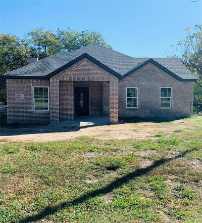 Poetry, Terrell Single Family Home For Sale: 517 Mt Olive Street