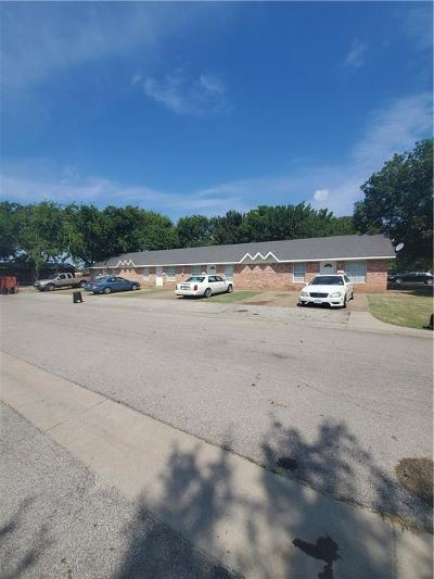 Terrell Multi Family Home For Sale: 1001 Houston