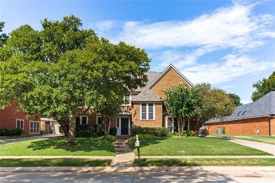 Highland Village Single Family Home For Sale: 2205 Strathmore Drive