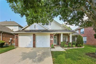 Flower Mound Single Family Home Active Option Contract: 3508 Newcomer Lane