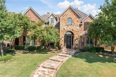 Frisco Single Family Home For Sale: 1696 Sandstone Drive
