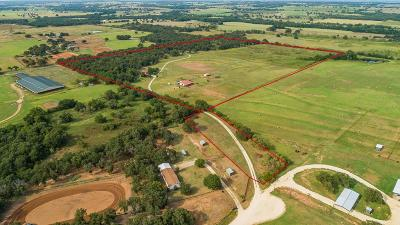 Stephenville Farm & Ranch For Sale: 929 County Road 544