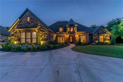 Denton County Single Family Home For Sale: 6900 Hickory Hill Circle