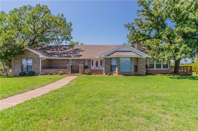 Weatherford Single Family Home For Sale: 8 Burton Hill Road