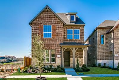 Irving Single Family Home For Sale: 572 Courtyard Drive