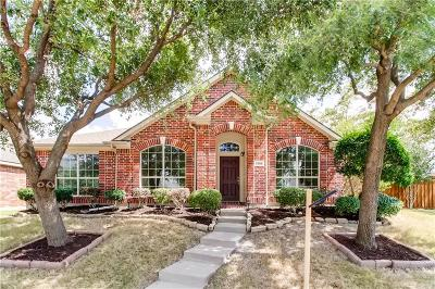 Allen Single Family Home For Sale: 1306 Hazelwood Drive