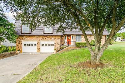 Joshua Single Family Home For Sale: 701 Ridgeway Road