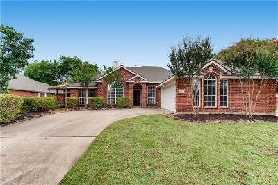 Allen Single Family Home For Sale: 1327 Marwood Drive