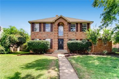 Plano Single Family Home For Sale: 6808 Wesson Drive