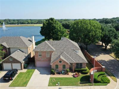 Flower Mound Single Family Home For Sale: 2104 Lakeshore Drive