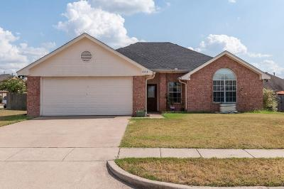Midlothian Single Family Home Active Option Contract: 6218 Donna Drive