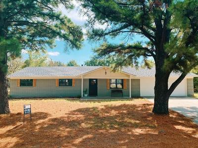 Joshua Single Family Home For Sale: 202 Lone Star Street