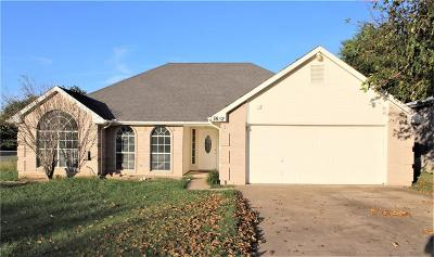 The Colony Single Family Home For Sale: 7632 Lakeview Drive