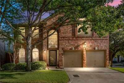 Addison Single Family Home For Sale: 3887 Emerald Court